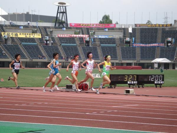 南九州1500m予選