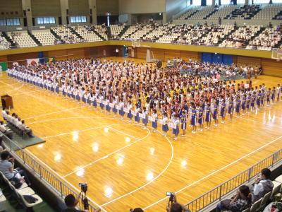 九州中体連バスケ