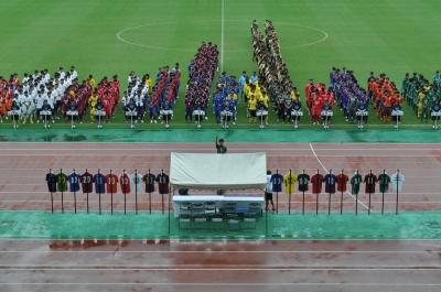 ミズノカップ開会式2
